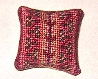 coussin miniature 1/12