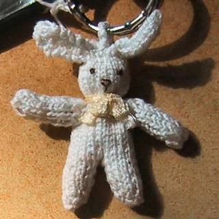 lapin tricot 1/12