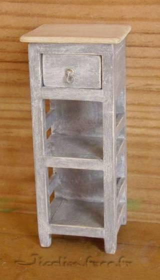 Miniatures Et Maisons De Poupees Les Meubles