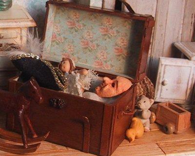 Miniatures And Dollshouses Attic